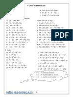 Lista Exp. Numéricas