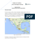 REPORTE SISMO 8 MAYO 6.8 GRADOS, MÉXICO.