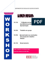 Programa Workshop