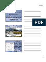 La Cuenca Parametros y Variables