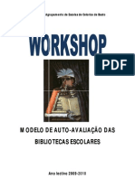 Planificação do workshop