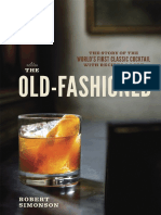 The Old-Fashioned by Robert Simonson - Excerpt and Recipe