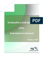 r4 Packetized Core Network Oct2004