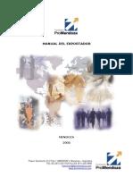 Manual Nuevo Exportador