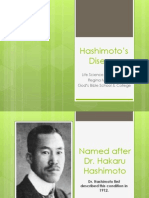 life science presentation - hashimotos disease