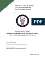 Simulacion Del Proceso de Mecanizado a Alta Velocidad de La Aleacion Inconel 718