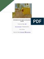 El Dormitorio de Van Gogh en Arlés