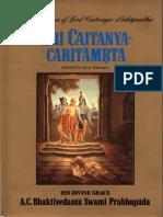 Sri chaitanya charitamritam 2nd canto