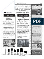 Thesis Talk Page Layout