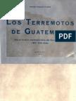 Taracena Flores Arturo - Los Terremotos de Guatemala
