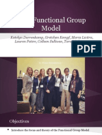 Functional Group Model