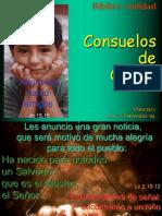 27 Consuelos de Cristo