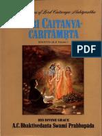 Sri Chaitanya Charitamritam 3rd Canto