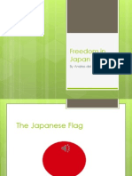 Freedom in Japan