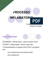Aula 9 - Processo Inflamatório