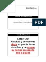 Mentoring Sesion 3 Libertad Financiera