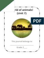 Journal Webquest