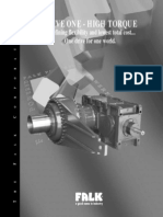 M161-120_Falk Drive One High Torque Gear Drives_Catalog