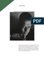 Sísifo y Camus
