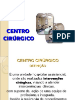 Centro Cirurgico Planta Fisica