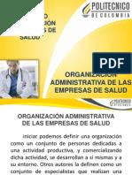 Organización Admva de Empresas de Salud