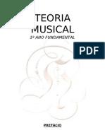 Apostila Teoria Musical I