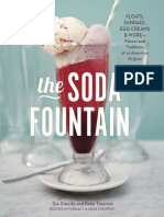 The Soda Fountain - Recipes and Excerpt