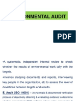 Environmental Auditing