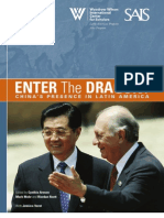 Enter the Dragon? China's Presence in Latin America