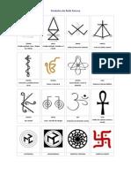 Simbolos Karuna