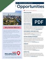 Marketing Partner Opportunities