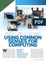 Intel and Common Senses