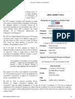 Alicia Castro - Wikipedia, La Enciclopedia Libre