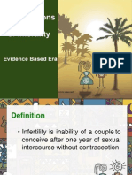 Investigation Infertility