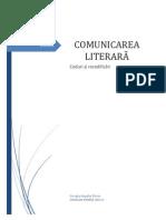 Comunicarea literara