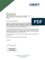Carta MVCS - EIV - Especies Hidrobiologicos