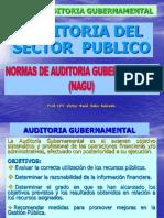 Normas de Auditor a Gubernamental NAGU Ver 8