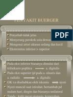 PENYAKIT BUERGER