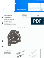 3-38-16 (Aug 87) Tachometer (large) 1981 --