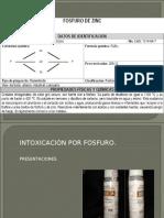 fosfuro de Zn