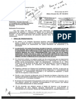 Oficio Circular No.df-134