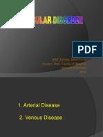 Vascular Disorder