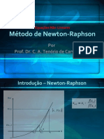 Aula 2 - Newton-Raphson e Secantes