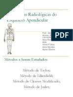 Trabalho de Incidências e Anatomia Radiologica