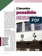 """L'incontro possibile"" Popoli, International Jesuites Magazine May 2014"