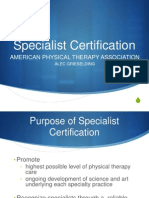 professional certification project