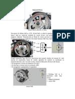 Senzori componenti ai unui motor auto