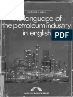 The Language of the Petroleum Industry in English - Eugene J. Hall(1)