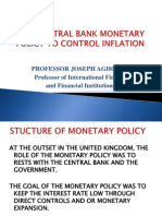 Central Banks Monetary Policies 2nd Week Lecture 24th to 29th March 2014 (22.39)