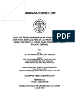 Ringkasan Eksekutif Laporan Penelitian SPP DPP 2013 Final Print Out A